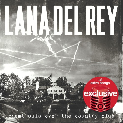 Lana Del Rey - Chemtrails Over the Country Club cover art