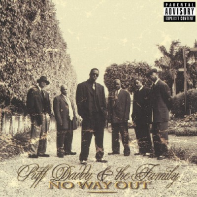 Puff Daddy - No Way Out cover art