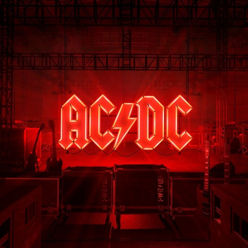 AC/DC - Power Up cover art