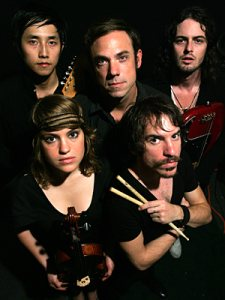 The Airborne Toxic Event photo
