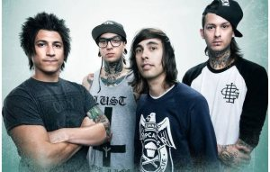 Pierce the Veil photo