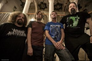 Napalm Death photo