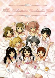 The IDOLM@STER Cinderella Girls photo