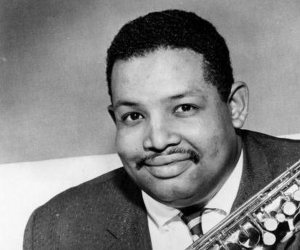 Cannonball Adderley photo