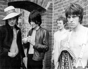 Jeff Beck Group photo