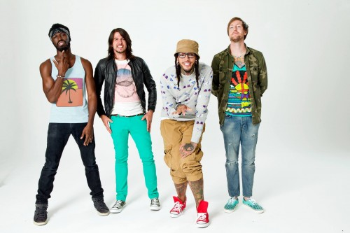 Gym Class Heroes photo