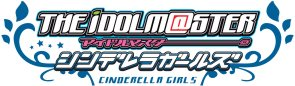 The IDOLM@STER Cinderella Girls logo
